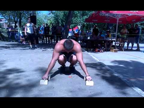 Street Workout - Freestyle Bor-Serbia (Stefan Stankovic)