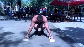 Street Workout - Freestyle Bor-Serbia (Stefan Stankovic)