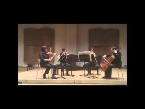 NOB Kammersolisten - J. Turina: La Oración del Torero - NOB Kammersolisten