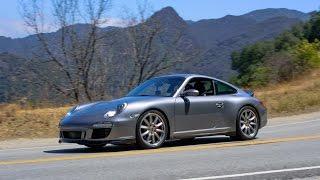 Porsche 997 Carrera 4S Sights and Sounds  (HiRes)