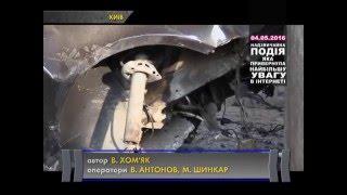 Топ новина. Авто ЧП. У Києві в аварії загинули відомі гонщики
