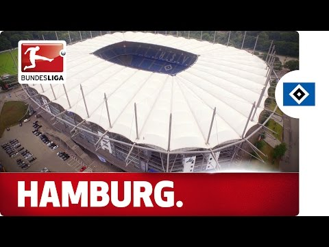 The Home of Hamburg SV - A Striking Stadium with a Breathtaking Atmosphere