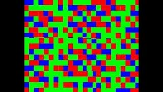 Réparer pixel défectueux défaillant écran Dead Pixel Fix Repair RVB RGB 1h Tag