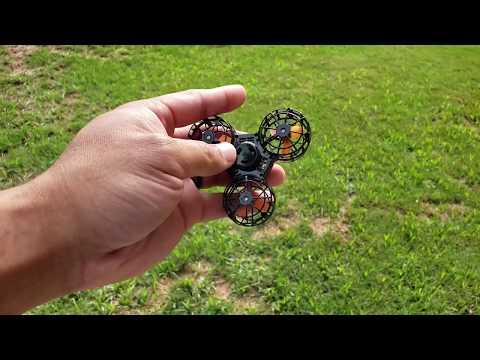 The Flying Fidget Spinner