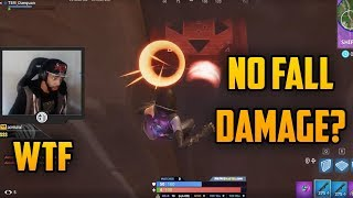 Daequan Finds New Fall Damage Glitch in Fortnite