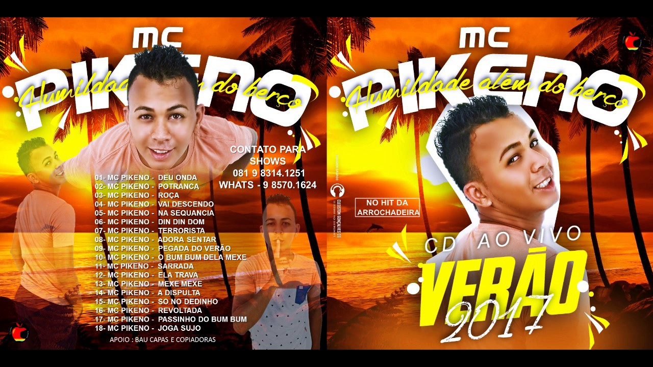 cd mc pikeno e menor