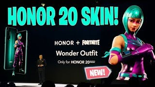 How To Get The Wonder Skin | Fortnite