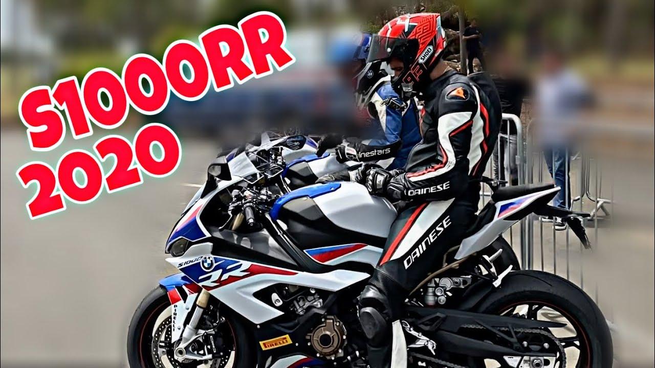 Testei A S1000rr 2020 Na Pista E Foi Sensacional Test Ride The New S1000 Rr Youtube