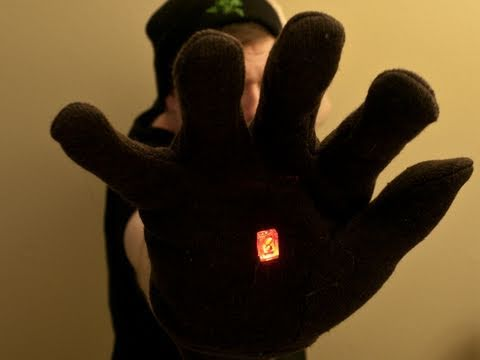 The Mouse Glove