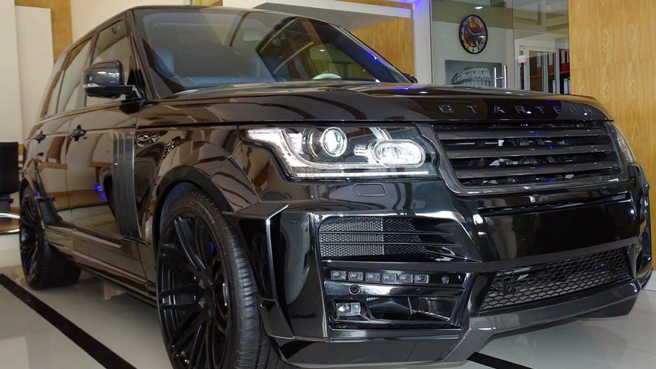 Range Rover Vouge Autobiography Startech 2015 for sale in Dubai