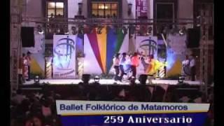 Ballet folklorico de Matamoros (region norte polkas)