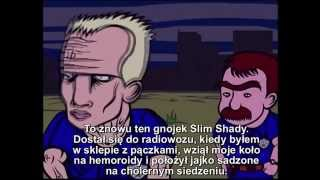 The Slim Shady Show - The Lost Episode Napisy PL