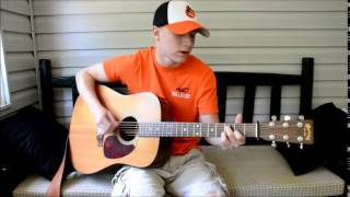 """Buy Me A Boat"" by Chris Janson - Cover by Timothy Baker - MY ORIGINAL MUSIC IN ON iTUNES!!"