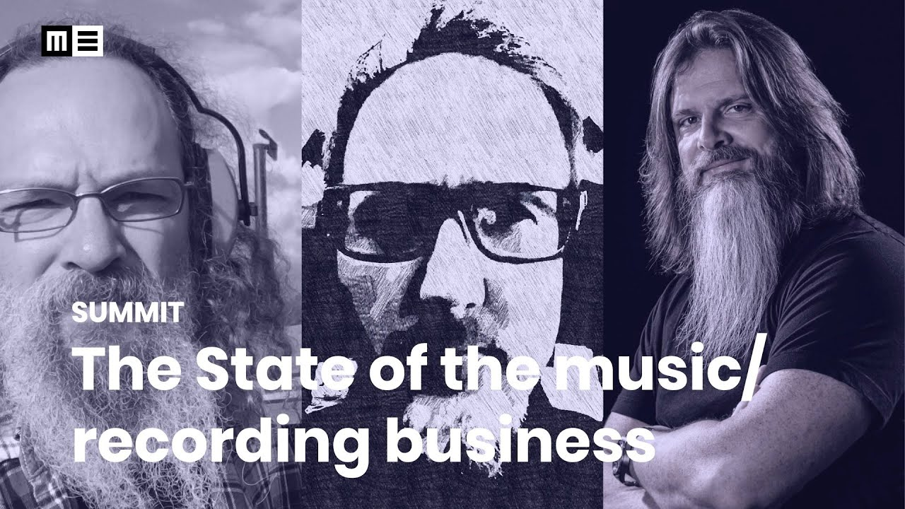 The state of the Music/Recording Business [Andrew Scheps, Kevin Churko, Matt Boudreau]