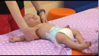 Реабилитация недоношенных детей. ДЦП.