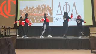 """RISE UC """"A Closer Look At Social Justice"""" - DPhiL Stroll Performance"""