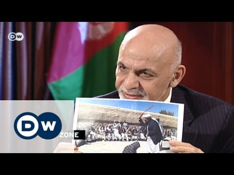 "Ashraf Ghani: ""This is part of our shame!"" 