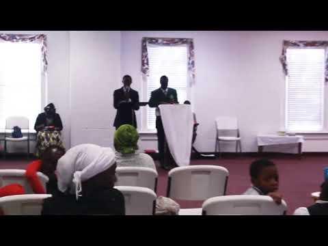 IGISIRIMBA: IN RICHMOND FREE METHODIST CHURCH, SUNDAY, FEBRUARY 1, 2020