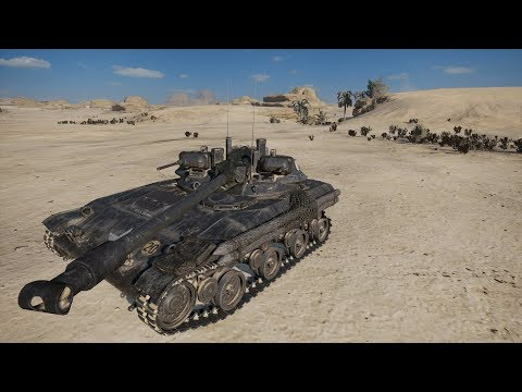 World of Tanks Console - Javelin Review - YouTube