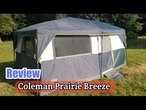 Coleman Prairie Breeze comprehensive review by a festival camper