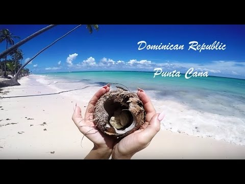SUMMER!!! Dominican Republic Punta Cana GOPRO HERO4 FULL HD (50)