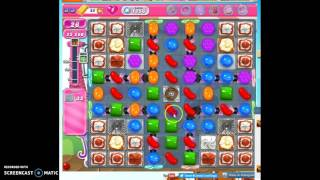 Candy Crush Level 1256 help w/audio tips, hints, tricks