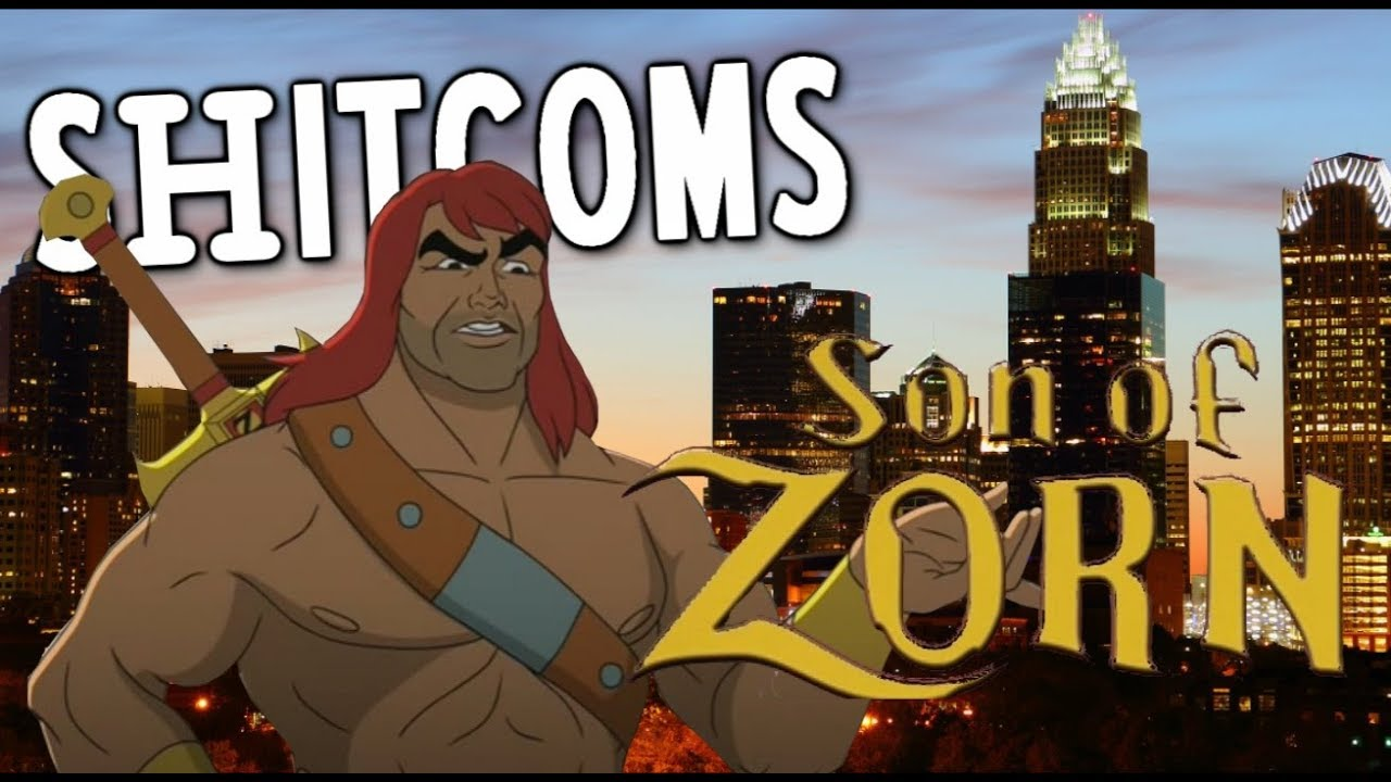 Download CHEAP, FLOATY ANIMATION -  Son of Zorn   A Christmas Riffcoms Special