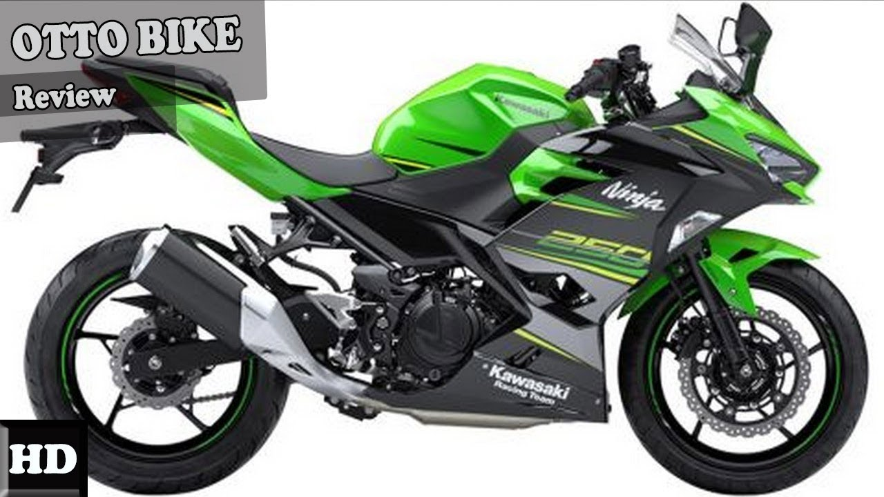 Look This2018 New Kawasaki Ninja 250 Super Price Spec Youtube
