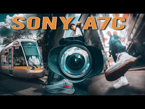 POV STREET PHOTOGRAPHY WITH SONY A7C - DUBLIN