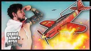 Ah, te samoloty... - SAN ANDREAS #20 - WarGra