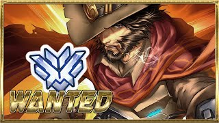 """""""WANTED"""" Best McCree Moments - Overwatch Montage"""