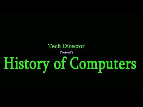 Видео Essay on generation of computer
