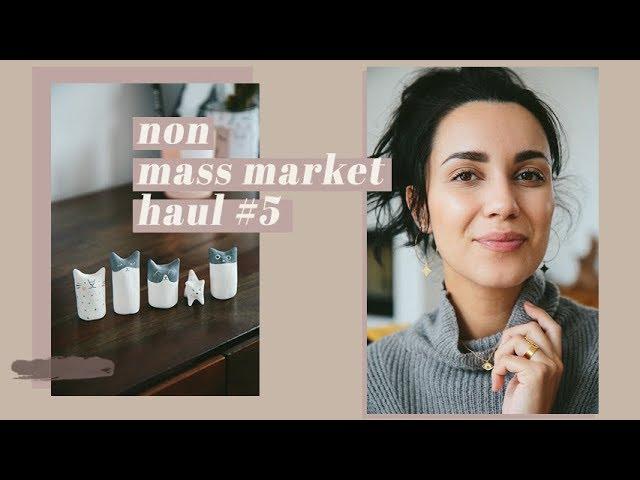 NON MASS MARKET HAUL #5 | POUR BÉBÉ, MAMAN ET LA MAISON ! | Coline