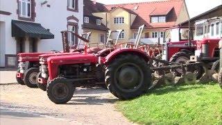 TraktorTV Folge 42 - Oldtimer von Massey Ferguson