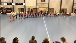 Maalikooste: Pirkat vs. M-Team 4-8 (4.1.2020)