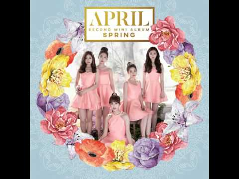 [MP3/DL] April (에프릴) - 팅커벨 (Tinkerbell)