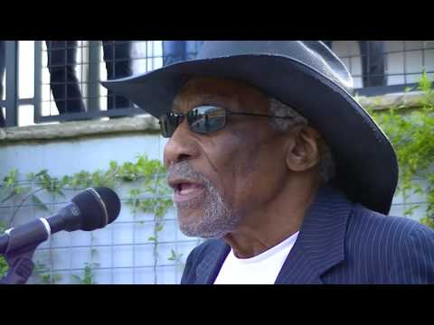 Mac Arnold & Plate Full O' Blues  perform at The Block Party..5-25-2017
