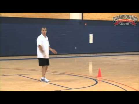 Get by Your Defender with a Dribbling Workout from Billy Donovan!