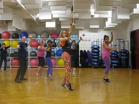 Pretty Woman Bollywood/Bhangra Zumba choreography