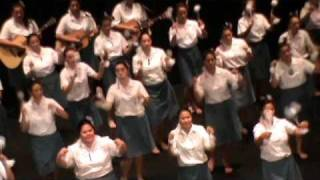 St Joseph's Maori Girls College- Amazing Poi Performance. thumbnail