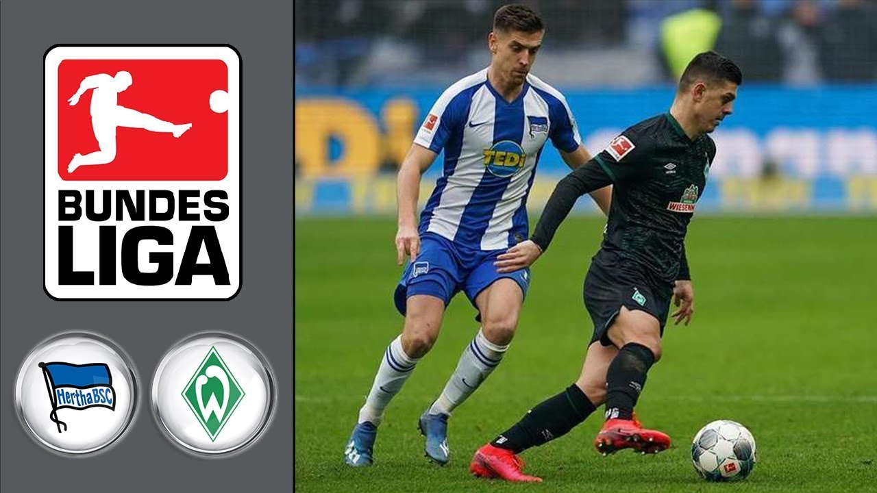 Hertha Vs Bremen