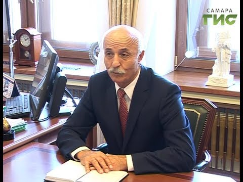 Человек слова и дела, строитель и меценат.  Ростислав Хугаев  стал почетным гражданином Самары