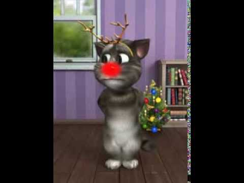 Rodolfo El Reno-Talking Tom