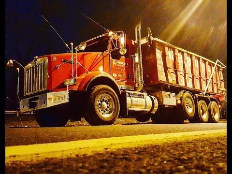 История Иммигранта: Местные грузовые перевозки, НЕ в Дальнобой США USA