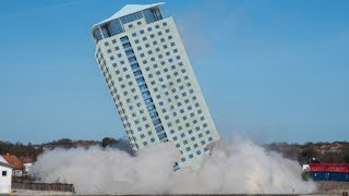 TOP 10 Strongest Earthquakes Cought On Camera 2019