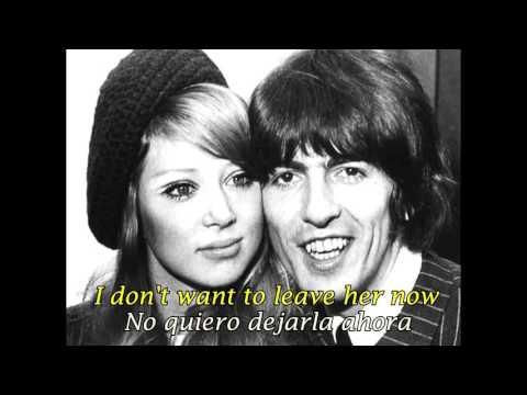 The Beatles   Something Lyrics