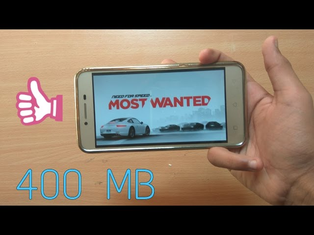 How To Download Need For Speed Most Wanted Highly Compressed In (400MB) For Android!! + Gameplay