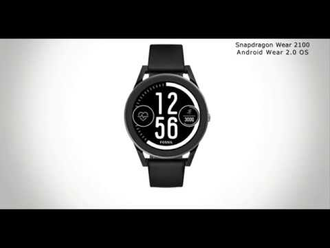 Fossil Q Control With Android Wear Best Smartwatch Under Budget