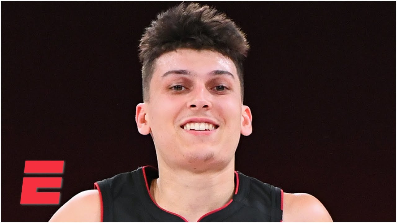 Tyler Herro Forces You to Believe in Tyler Herro Almost As Much As ...