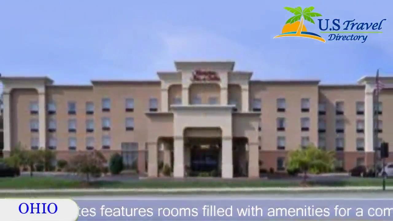 Hampton Inn Suites Dayton Vandalia Murlin Heights Hotels Ohio